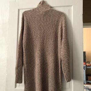 AEO Side Zip Sweater Dress